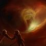Intergalactic valentine by J-qb