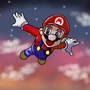 Super Mario by PaintBoxHero
