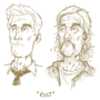 Rust Cohle by JohnnyUtah