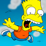 Bart Simpson by joelatkinson