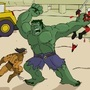 Hulk Vs. by JackSquat