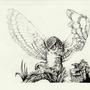 Owl by SilentMonkeyStudios