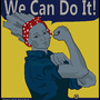 Roxy the Riveter by PinnacleOfJimbo