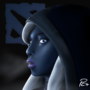 Drow Ranger by ProfessorClockwork