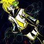 Kagamine Len by tiffunee