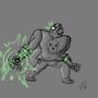 The Badass DJ by badloom888