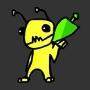 Alien Hominid Art by LuigiBoy890
