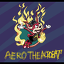 Areo The Acrobat by KingDavid
