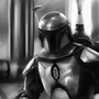Jango Fett by Surfsideaaron