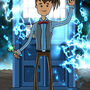11th Doctor by Rennis5