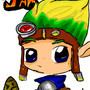 Jak (Jak and Daxter) by Ashborn