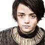 Arya Stark by MaxRH