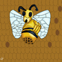 Queen Bee by PaintBoxHero