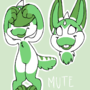 Mute by limeslimed