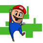 stylized mario (shading try) by inQntrol