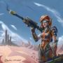 Nanxa Sniper by bigCman321