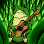Guitar Frog by Rennis5