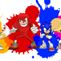 Sonic Boom Team by CrazyCreators
