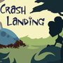 Crash Landing Title Page by lustylizard