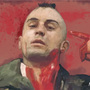 Travis Bickle by MaxRH