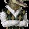 Argyle Alligator