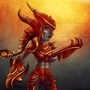 Shyvana by megadrivesonic