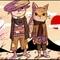 Inu and Neko