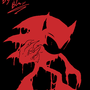 Blood the hedgehog by DarkTheSkull