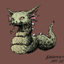 Snake by krimmson
