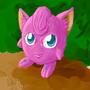 jigglypuff by davidwizard