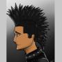 Elvin The Mohawk by KingBlitzz