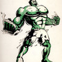 Hulk by joelatkinson