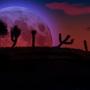 Night Desert by jonathanmlang