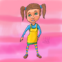 girl001 by davidwizard