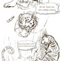 The Turtle and The Tigress 6 by ezekielxii