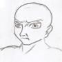 Random bald guy by papasevi