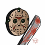 JASON from Halloween by Sketchster