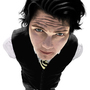 Gerard Way by AlexMartin