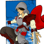 Assassin's flight by Kingw777