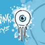 Melting Eye by Andreeew