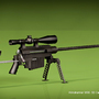 Windrunner M96 Sniper Rifle by capsbeats