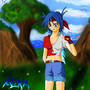 Alexia reference 2 by EnderJG
