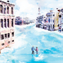 Frozen Venice by FrozenFire