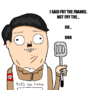 Fry the Franks by deadman435