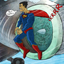 Unlucky Superman by Rennis5