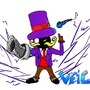 New made Veigar (LOL)