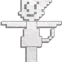 Paperized Pixel Sketch Scratch by JDRgames