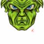 Goblin Finger Paint by loudwallpaper69