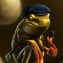 Detective Toad by Ravish261