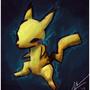 Pikachuuuuuu! by Jeerassik